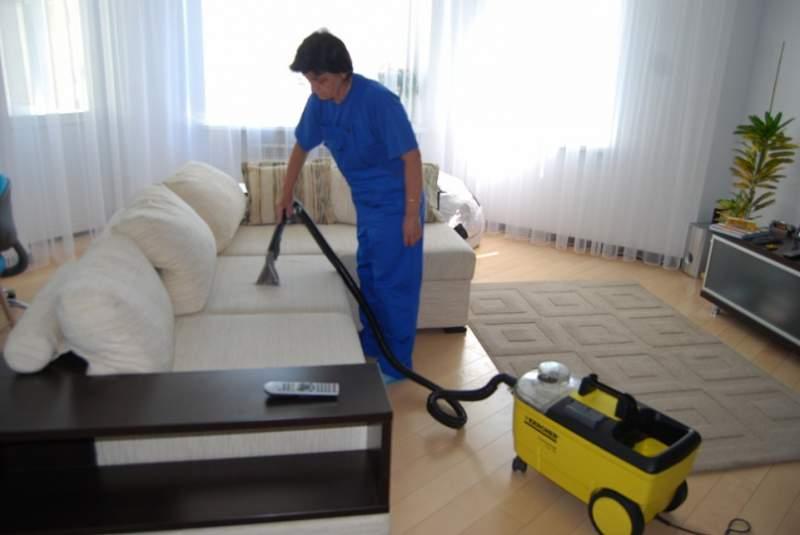 химчистка на дому мягкой мебели Дмитров